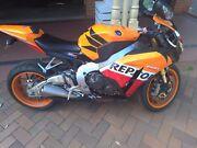 Honda CBR1000RR Repsol 2013 Leppington Camden Area Preview