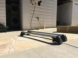 E91 BMW X6 GENUINE ROOF RACKS Collaroy Manly Area Preview
