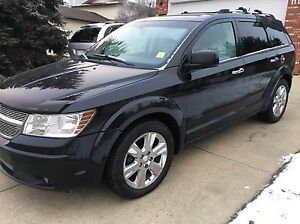 2009 Dodge Journey R/T AWD (DVD/NAVIGATION/BACKUP CAM/LEATHER) Edmonton Edmonton Area image 1
