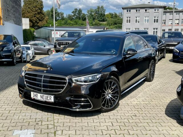 Mercedes-Benz S 400 d 4Matic L AMG Line Panorama*Head-Up*LED