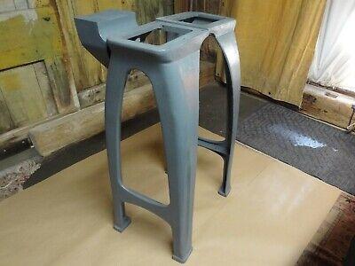 Gorgeous Original Atlas 10 Craftsman 12 Lathe Cast Iron Legs 10d-441 Bracket