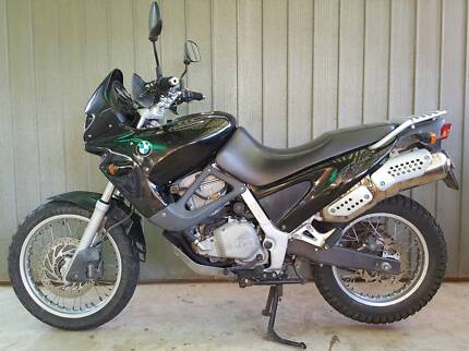 BMW F650 MOTORCYCLE 1996 MODEL
