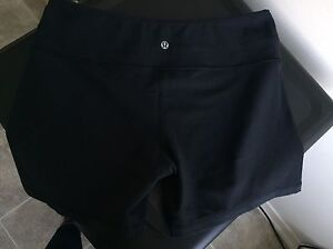Reversible Lulu Lemon Shorts (size 10)