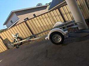 Easy tow boat trailer, suit up to 3.7m, 2016 model Wollongong Wollongong Area Preview