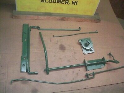 Oliver Super55550 Gas Farm Tractor Complete Throttle Linkage