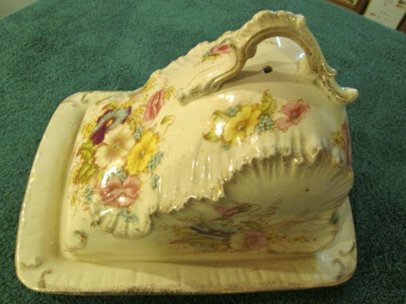 Rare S. F. & Co. Cheese Keeper - Germany