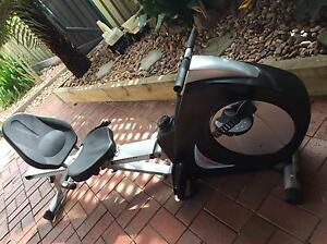 Rower/recumbent bike Golden Grove Tea Tree Gully Area Preview