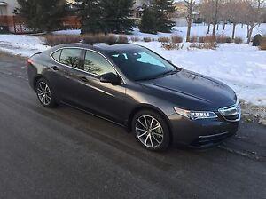 2015 Acura TLX SH-AWD, V6