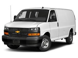 2019 Chevrolet Express Cargo Van Work Van