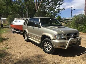 Jackeroo Nullabor 3 ltre Intercooled 7 seat turbo diesel Sunshine Bay Eurobodalla Area Preview