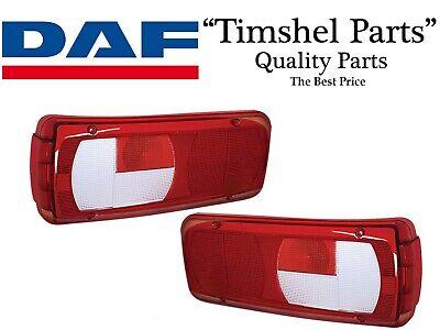 2x Lichtscheibe für DAF XF106/105 CF Rücklichtglas Rückleuchtenglas Links+Rechts online kaufen