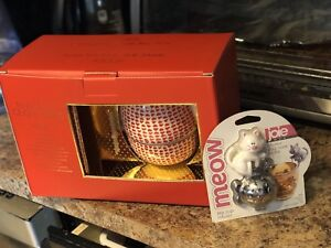Brand new tea pot and infuser