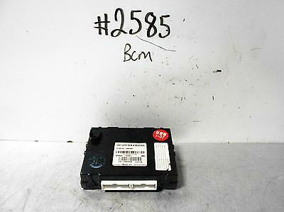 HYUNDAI ACCENT Chassis Brain Box Body Control (BCM) ID 95400-1E601 1.6L MT 07