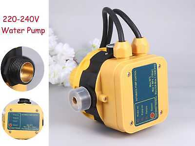Automatic Water Pump Controller Pump Pressure Controller Electronic Switch