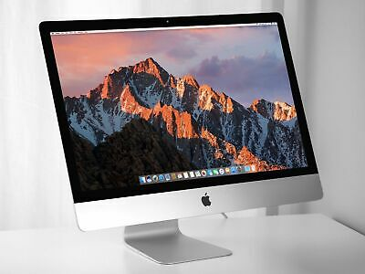 "Apple iMac 27"" / 3.5GHz Core i7+ 32GB RAM / 3TB FUSION DRIVE / 3 YEAR WARRANTY!"