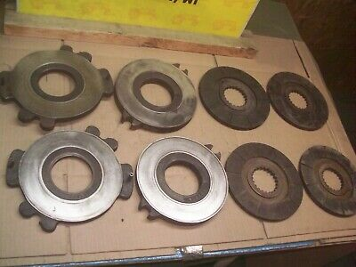 Oliver 175518551955 Farm Tractor Complete Disc Brake Setup Right Left