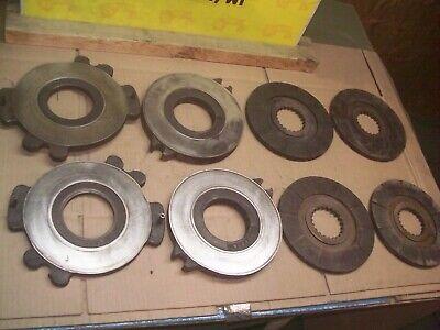 Oliver 175518551955 Farm Tractor Complete Disc Brake Setup Right Left