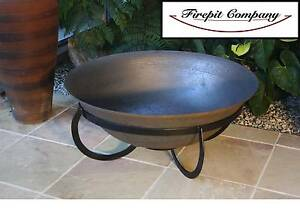 CAST IRON FIRE PIT Capalaba Brisbane South East Preview