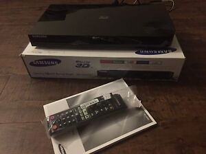 Samsung BD-H6500 blu-ray 3D player