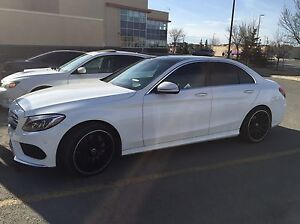 2015 Mercedes Benz C300 4Matic