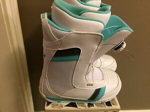 RIDE Snowboard boots - perfect condition!