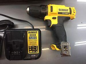 Dewalt 12v Drill  Gatineau Ottawa / Gatineau Area image 4