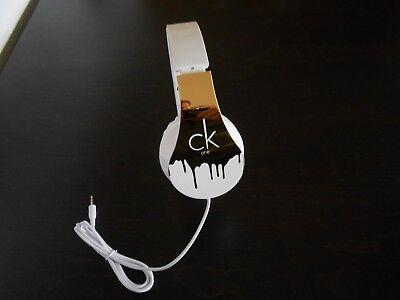 Calvin Klein Kopfhörer Technik HIFI Geschenkidee Musik Headphones Sound