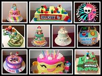 Kisi Cakes - Children's Cakes and Cupcakes