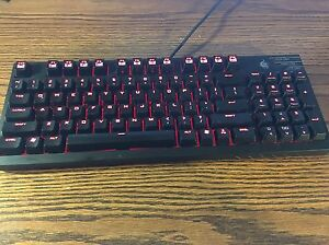 Cool Master Quickfire TK gaming keybaord