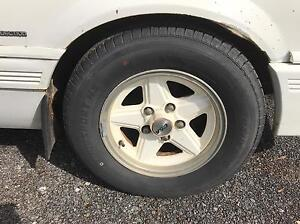 HOLDEN  x4 commodore rims wheels14 inch  SET CHEAP Shanes Park Blacktown Area Preview