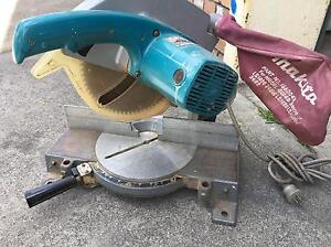 Makita Miter Saw 255mm Brunswick East Moreland Area Preview