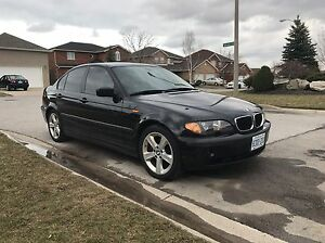 2005 BMW 325i - Great Condition - Safety/Etest + LOW KM!!