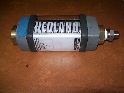 Hedland Flow Meter H605b-002 12 Nptf Connection