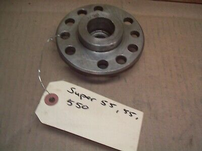 Oliver Super55550 Farm Tractor Factory Original Flywheel Hub Live Power Hub