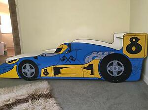 Racing Car Bed Wantirna Knox Area Preview