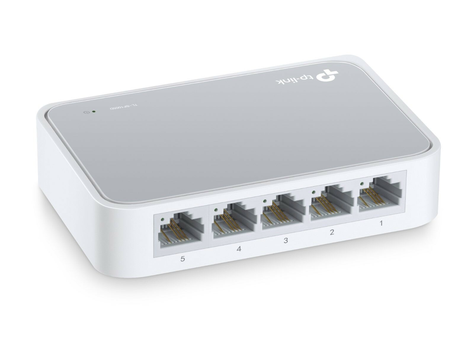 TP-Link TL-SF1005D 5-Port Fast Ethernet 10/100Mbps Unmanaged