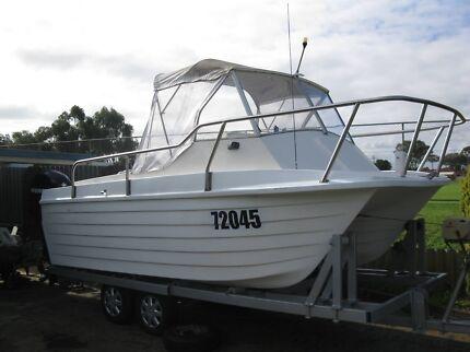 Boat Shark Cat Rockingham Rockingham Area Preview