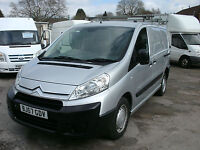 Citroen Dispatch by DCS Van & Car Sales, Blackwood, Caerphilly