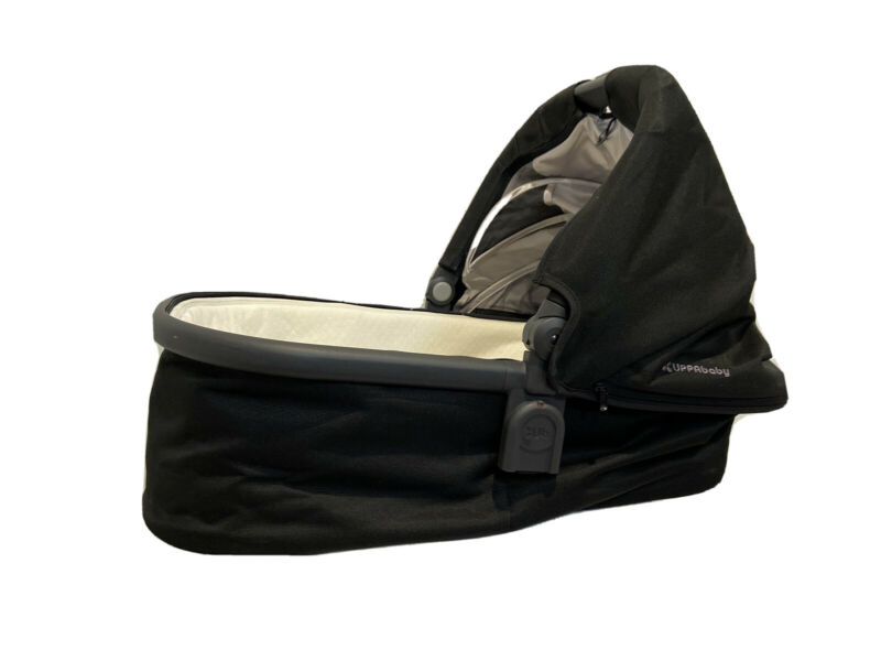 UPPAbaby Vista Bassinet Slightly Used - Receive Exact Item Pictures