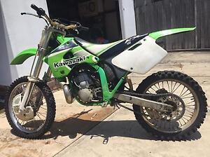 Kawasaki KX250 Peakhurst Hurstville Area Preview