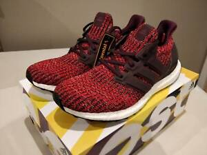 Adidas Ultraboost 4.0 Noble Red (US 8.5)