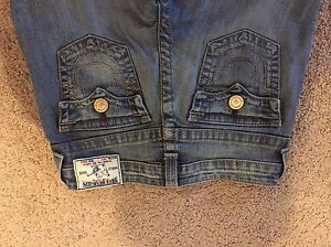 Girls True Religion Jeans size 10 and 12  Strathcona County Edmonton Area image 3