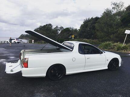 2003 Holden Commodore Ute