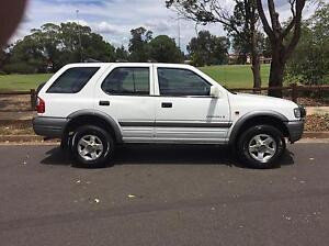 2000 Holden Frontera Wagon Coogee Eastern Suburbs Preview