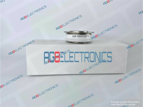 4060S102X12 for CONTROL TELEMECHANIQUES - Thyristor Semiconductor SCR - NEW