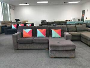 TODAY DELIVERY COMFORTABLE MODERN L shape sofa lounge suite Belmont Belmont Area Preview