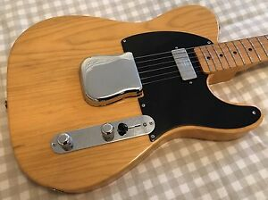 2008 Fender HOT ROD '52 Re-Issue Telecaster