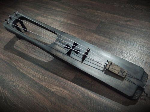 Talharpa Alric Bass (Taglharpa / Jouhikko) Scandinavian Lira