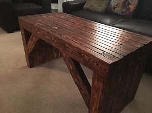 Handcrafted Hardwood Coffee Tables
