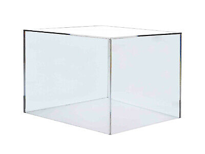 5 Sided Cube Riser Display Counter Top Display Box 18